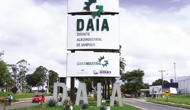 Distrito Agroindustrial é um marco para Anápolis, com quase 200 empresas que empregam 18 mil trabalhadores