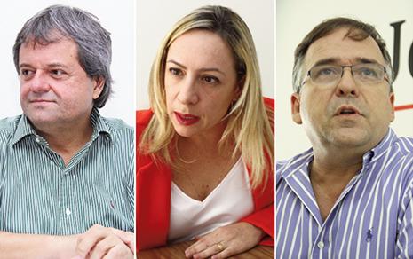 Jayme Rincon deve ser o candidato de Marconi em Goiânia e deve enfrentar Sandro Mabel e Adriana Accorsi