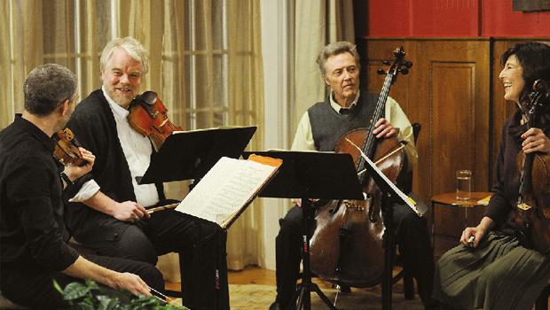 O último concerto de  Philip Seymour Hoffman