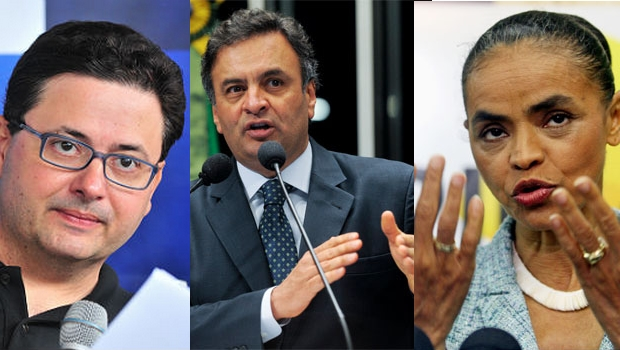 PSB tende apoiar Aécio Neves no segundo turno