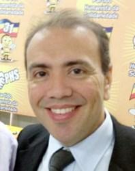 Dirigente do PHS, Eduardo Machado