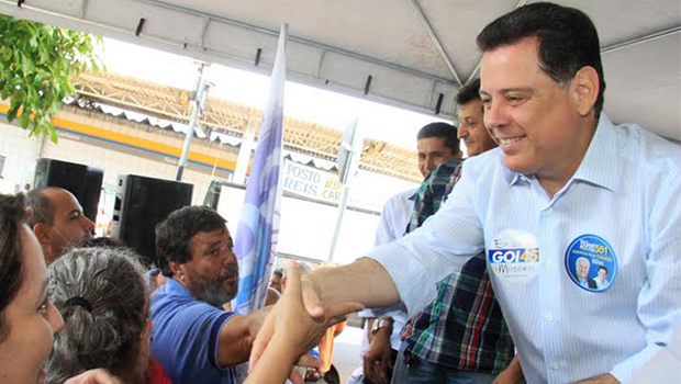 Marconi Perillo é reeleito governador de Goiás