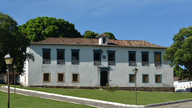 Iphan conclui obra do Museu das Bandeiras, na cidade de Goiás