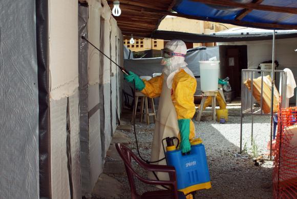 Centro de tratamento contra o ebolaLuis Fonseca/Lusa/direitos reservados