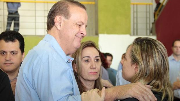 Autoridades e familiares prestam homenagem a ex-prefeito Darci Accorsi