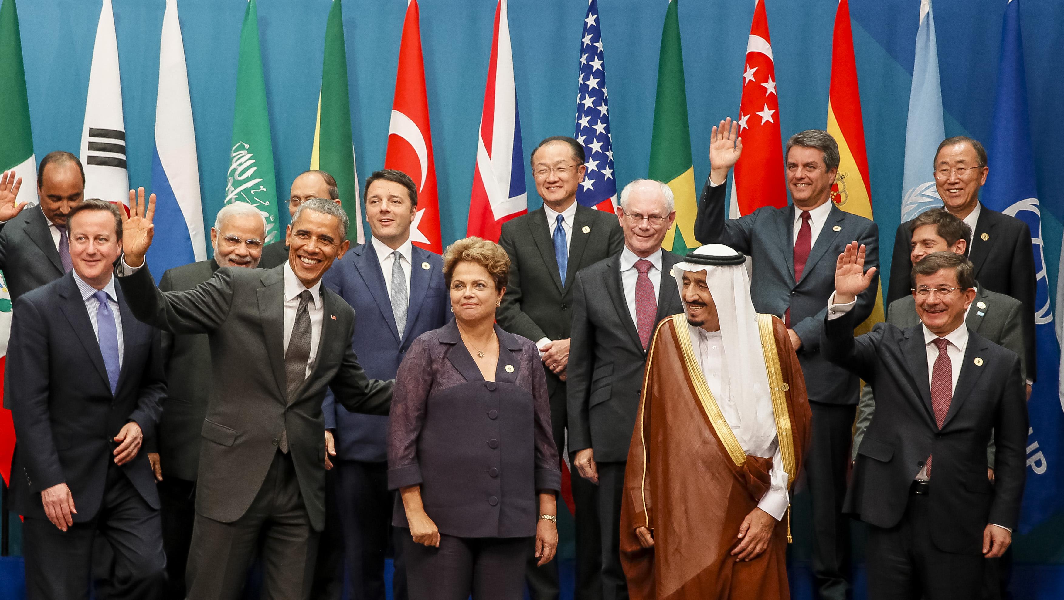 G20 se compromete com combate ao ebola sem acordo quanto a ajuda financeira