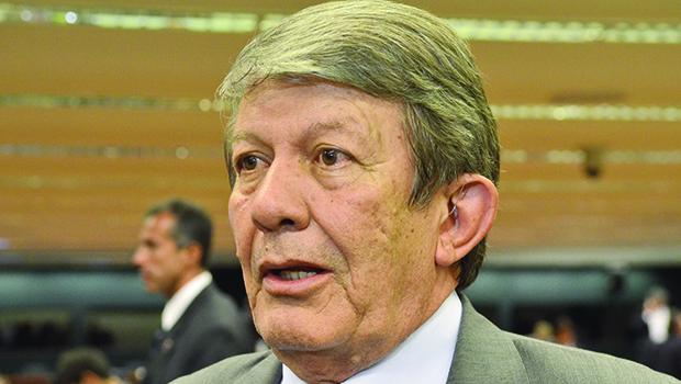 Petista Devanir Ribeiro: ruim de conta e pressa para dar boa notícia ao governo (Jose Cruz/Agência Brasil)