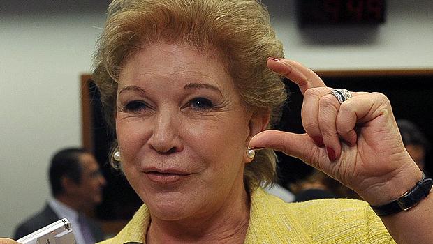Ex-ministra Marta Suplicy: carta de demissão em que critica asperamente a política econômica de Dilma Rousseff | Antonio Cruz/ Agência Brasil