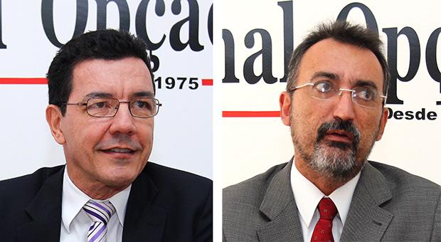 Edward Madureira e Humberto Aidar: uma possível chapa do PT na disputa pela Prefeitura de Goiânia em 2016. São nomes qualitativos