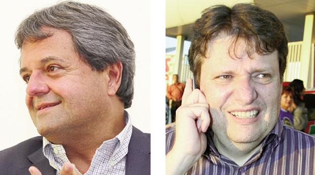 Jayme Rincón: uma possível aposta da base marconista José Paulo Loureiro: outra possibilidade dos governistas