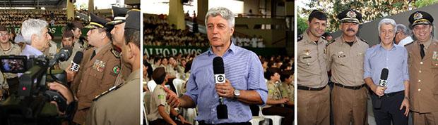 Programa da Globo é acusado de manipular informações; pais e alunos saem em defesa da rigidez dos colégios | Foto: Soldado Ludimila Luíza