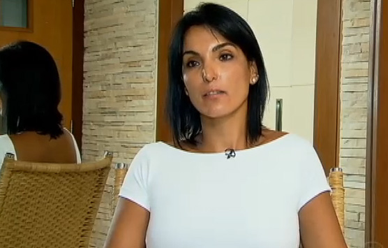 Agente de trânsito que foi processada por juiz pode ser nova capa da Playboy