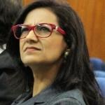 Célia Valadão, líder de Paulo Garcia