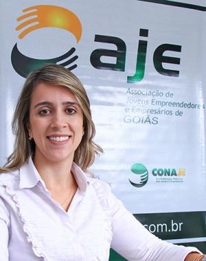 Presidente da AJE comemora superação de metas em Goiás | Foto: Fernando Leite/Jornal Opção Online