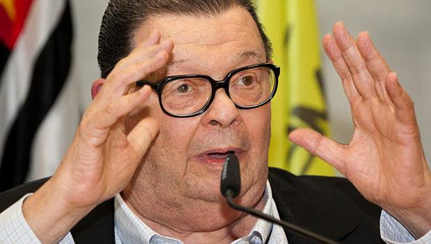 Ex-ministro Delfim Netto: redução do superávit primário precisa ser aprovada  l Foto: Roosewelt-Pinheiro-ABr