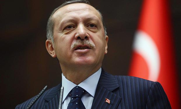 Presidente Recep Taype Erdogan: para ele, muçulmanos foram os descobridores da América em 1178 | Foto: Associated Press