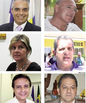 Nomes mais evidentes cotados para compor o primeiro escalão do novo governo: Aleandro Lacerda, Herbert Buti, Ângela Marquez, Télio Leão, Samuel Bonilha e Deocleciano Gomes, entre outros
