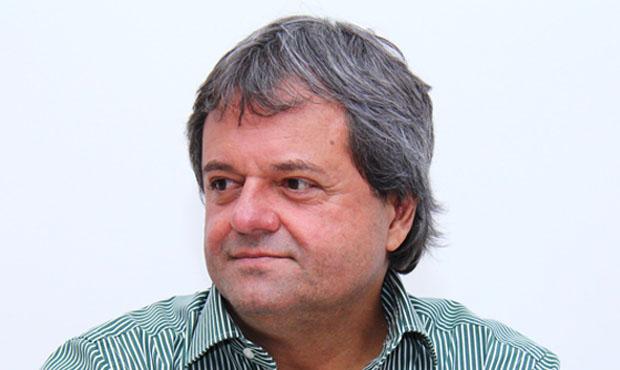 ayme Rincon: presidente da Agetop| Foto: Fernando Leite/Jornal Opção