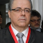 Leobino Valente, novo presidente do TJGO  Foto: Wagner Soares