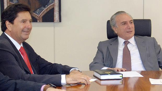 Maguito deve assumir cargo no governo Temer em 2017