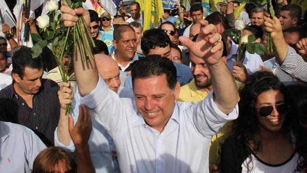 """Governador Marconi Perillo é eleito """"Político do Ano"""""""