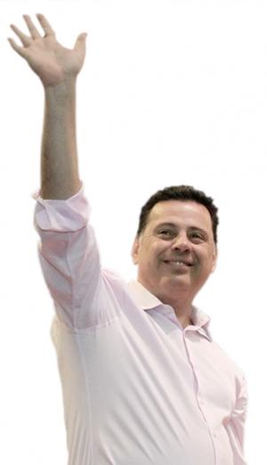 Marconi Perillo, governador de Goiás pela quarta vez: o tucano-chefe, com uma vontade férrea e apostando em planejamento, enfrentou as maiores adversidades e soube fazer o gestor recuperar o político; a política nacional o espera