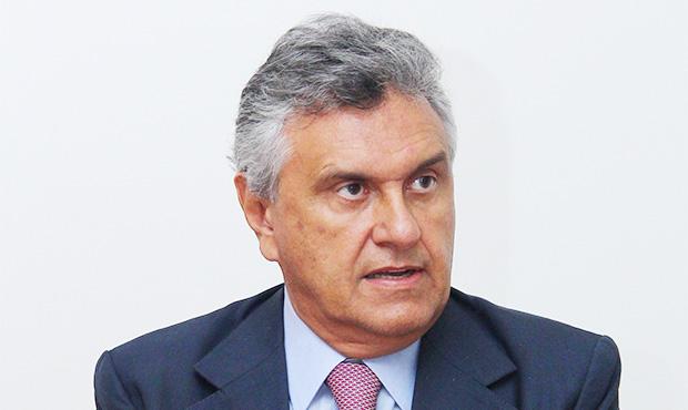 Ronaldo Caiado afirma que instalação de linha de transmissão na região Sudoeste da capital vai prejudicar 20 mil goianienses