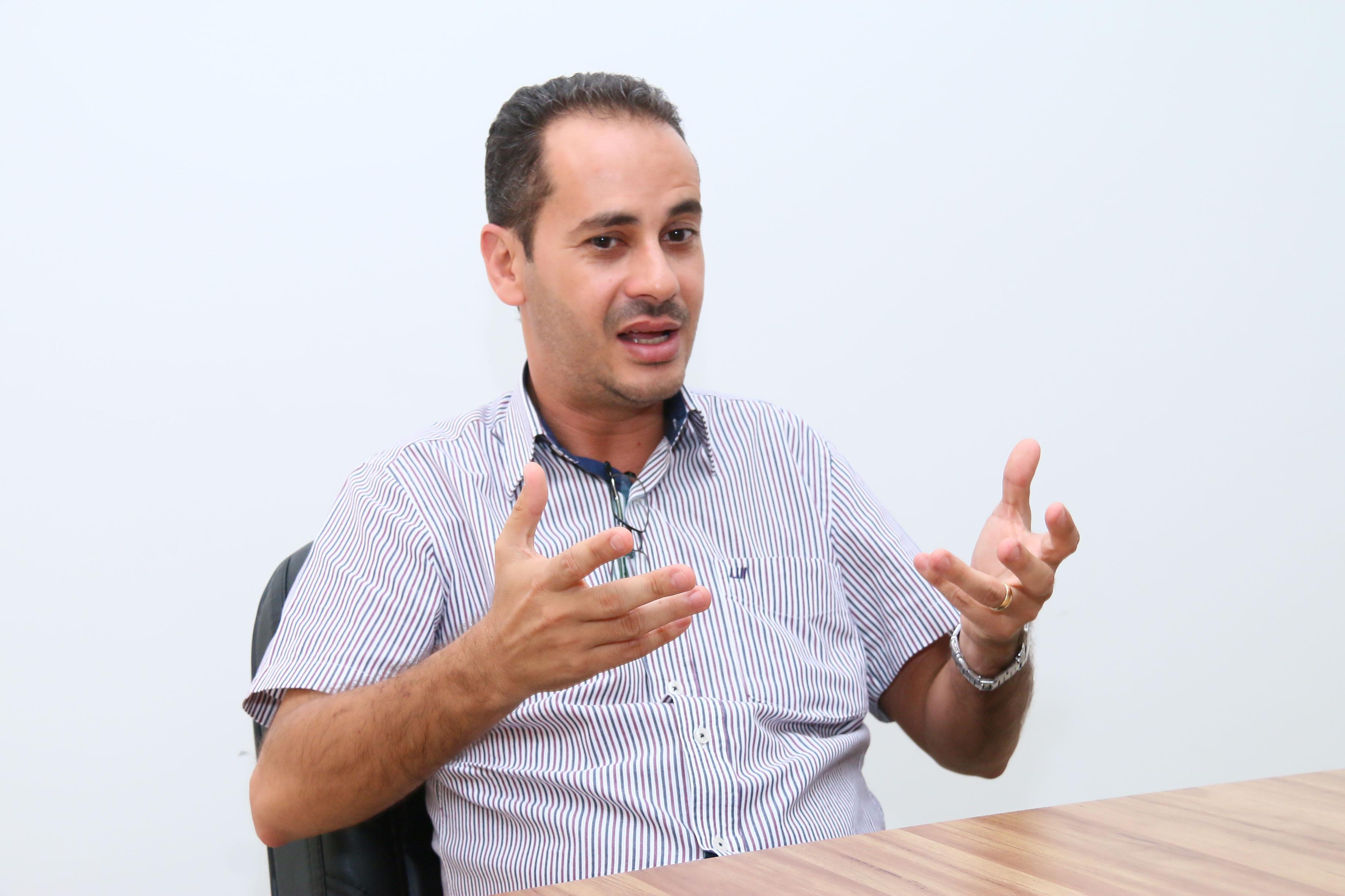 """""""Nós vamos mudar o jogo em Anápolis"""", diz presidente local do PSDB sobre possível candidatura de Baldy em 2016"""