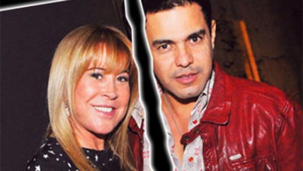 Zezé di Camargo é processado por ameaça e coação pela ex-esposa
