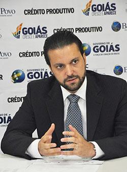Alexandre Baldy: ampliando alianças políticas na capital econômica de Goiás | Fernando Leite/Jornal Opção