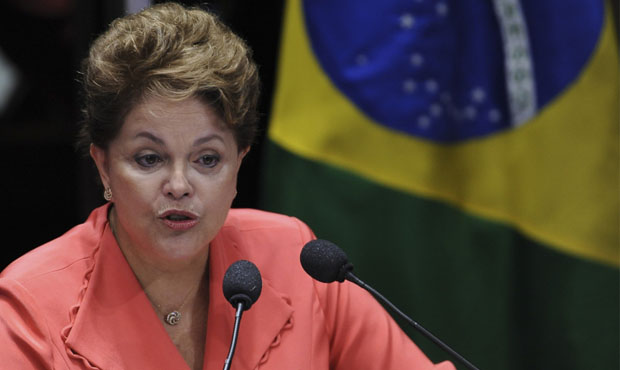 "Presidente Dilma solta ""pacote"" de ministros às vésperas do Natal"