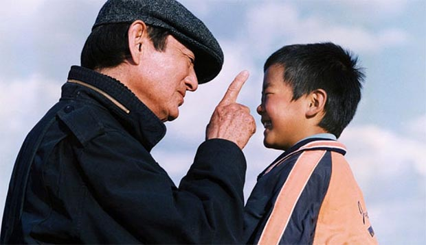 """Cena de """"Um Longo Caminho, dirigido por Zhang Yimou / Sony Pictures"""