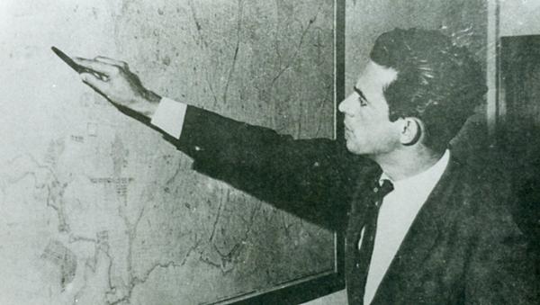 Quando prefeito de Goiânia, ficou famoso por realizar mutirões  Foto: arquivo pessoal / Jornal Opção