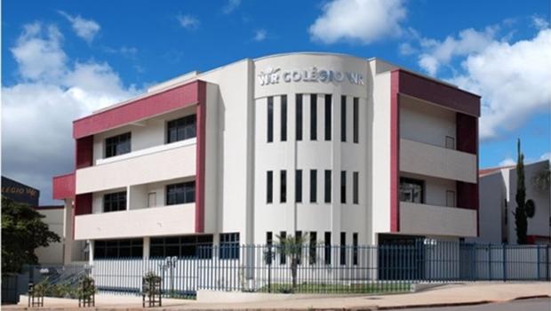 Fachada novo prédio do WR, em Goiânia | Foto: Ademaldo Construtora