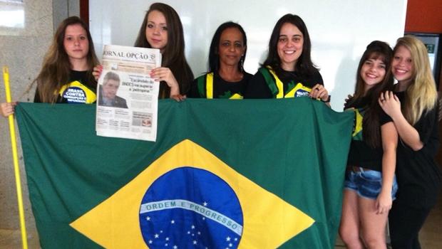 MPF e Jornal Opção recebem homenagem de grupos anticorrupção