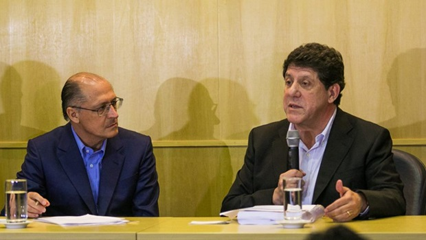Alckmin anuncia liberação de R$ 3 mi para Santa Casa
