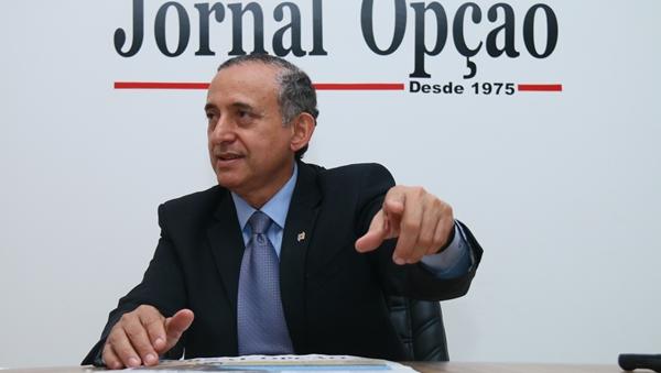 Apesar de defender diálogo, Anselmo Pereira avisa que não vai ser subserviente às vontades do Paço