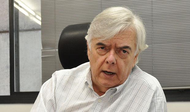 Antenor Nogueira, presidente da Agência de Agrodefesa do governo de Goiás