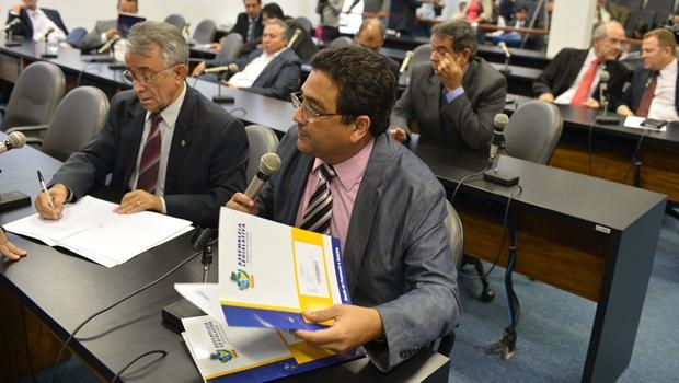 Comissão mista | Foto: Sérgio Rocha