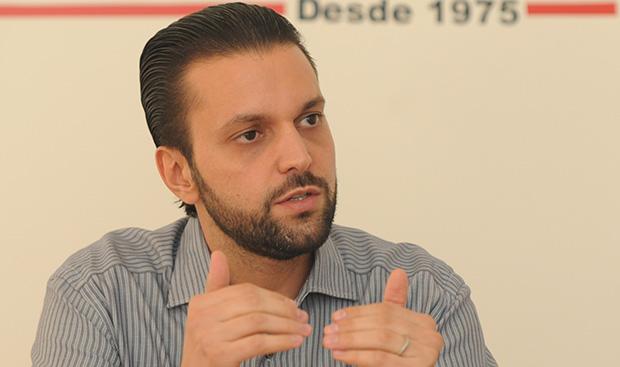 """""""A votação que tive me dá legitimidade para participar da  eleição à Prefeitura de Anápolis"""""""