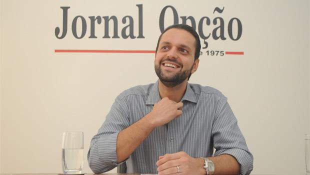 """Gomide fez muito pouco por Anápolis frente ao que poderia ter feito"", garante Alexandre Baldy"