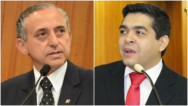 Chapa do Blocão: Anselmo presidente e Tayrone na vice