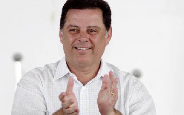 Governador Marconi Perillo: o maestro da equipe que equacionou a gestão no terceiro mandato Foto: Fernando Leite/Jornal Opção