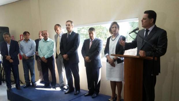 Governador anuncia construção do Hospital Geral do Servidor Público