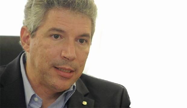 Helio Telho concede entrevista ao Jornal Opção -- matéria rendeu meio milhão de acessos
