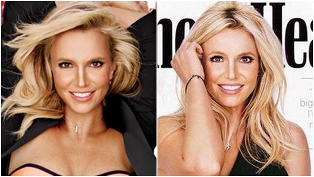 Britney Spears aparece irreconhecível em ensaio de revista e vira alvo de críticas