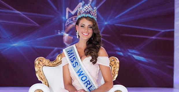 Sul-africana estudante de medicina é coroada Miss Mundo 2014