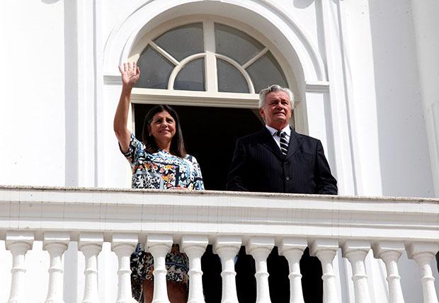 Roseana Sarney renuncia ao governo do Maranhão