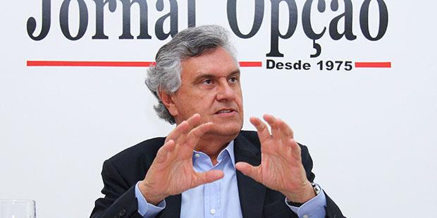 Disputa de 2018 terá como favoritos um político do DEM, Caiado, e um ex-político do DEM, José Eliton
