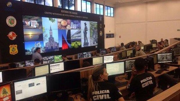 Ministro da Justiça prestigia inauguração de centro de monitoramento em Goiás